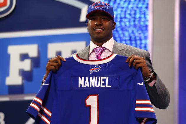 E.J. Manuel: How Will Bills' Newest QB Fare in the Pros?