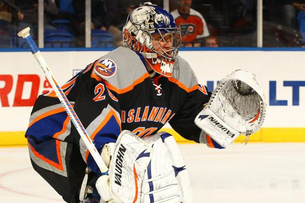 Can Evgeni Nabokov Win a Playoff Series for the New York Islanders?