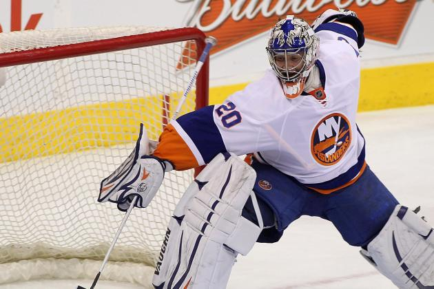 Flyers Double Up Islanders in Home Finale
