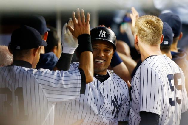 Yankees Power Past Reeling Blue Jays