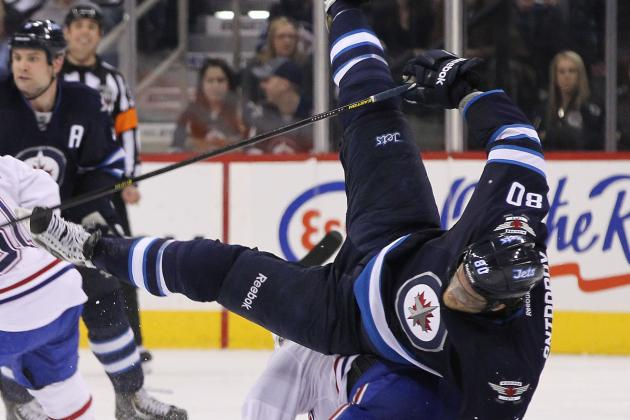 Jets Fall to Canadiens 4-2 in Season Finale