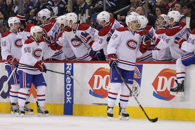 Habs Clinch Home Ice with Comeback Win