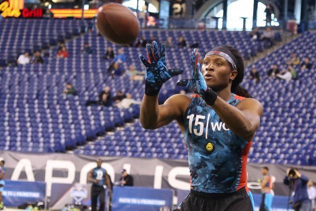 Debate: How Would You Grade the Texans' Pick of DeAndre Hopkins?