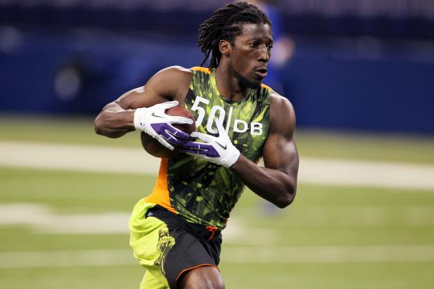 Desmond Trufant: How Will Falcons' Newest CB Fare in the Pros?