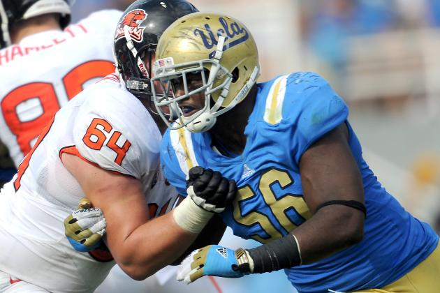 Datone Jones: How Will Packers' Newest DE Fare in the Pros?