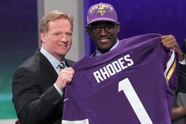 Xavier Rhodes: How Will Vikings' Newest Cornerback Fare in the Pros?