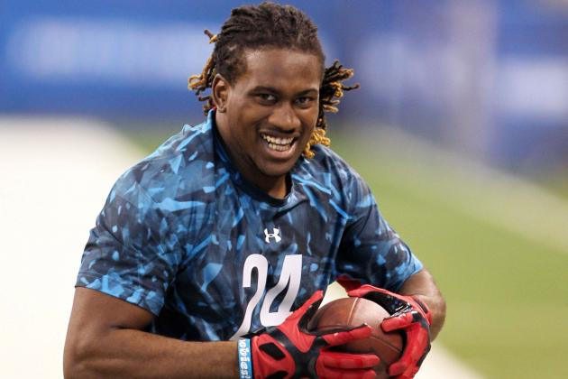 Debate: How Would You Grade the Vikings' Pick of Cordarrelle Patterson?