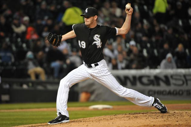 Sale, Dunn Lead White Sox Past Rays: Inside the White Sox