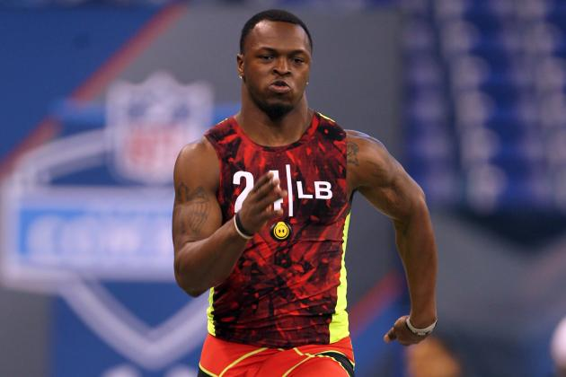 Debate: How Would You Grade the Rams' Pick of Alec Ogletree?