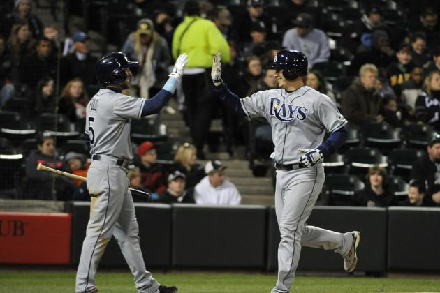 White Sox 5, Rays 2