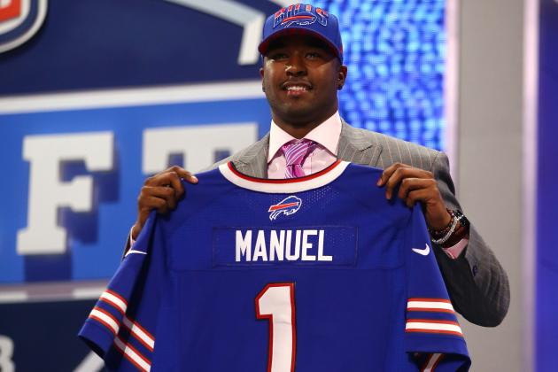 E.J. Manuel to Bills: How Does QB Fit with Buffalo?