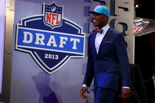 NFL Draft Results 2013: Trades That Shaped First Round