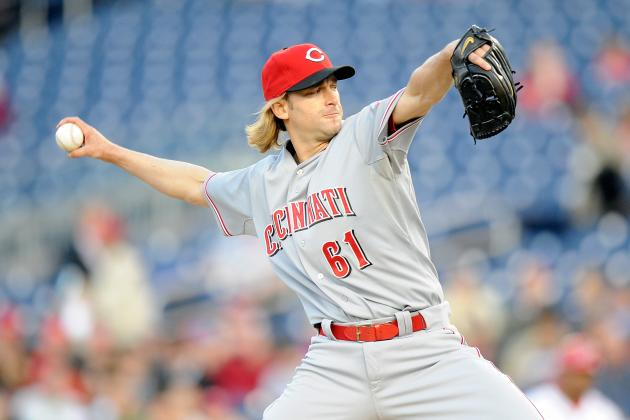 Reds' Road Woes Continue in DC