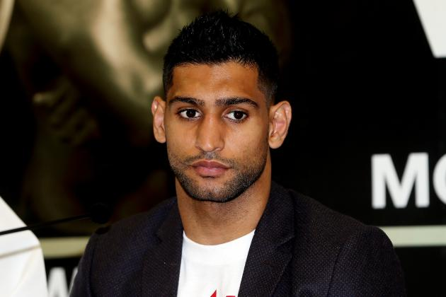 Boxing: Khan Defends Link Up with Drugs Cheat Conte