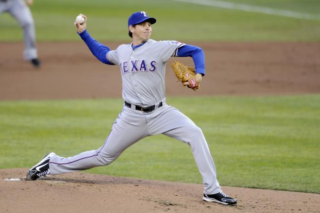 Twins Can't Solve Rangers Rookie Tepesch, Lose 2-1 at Home