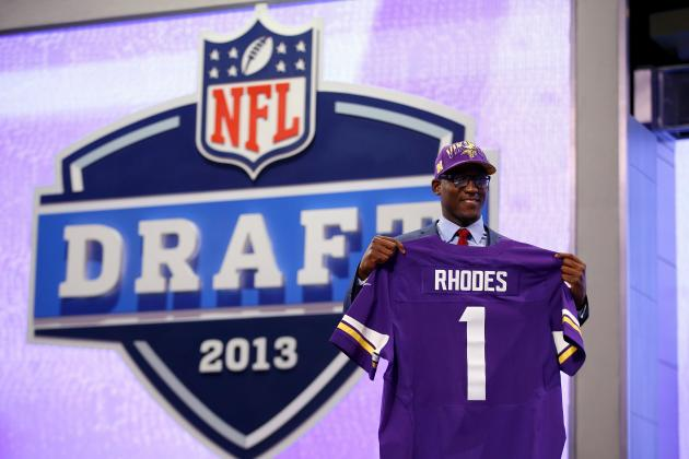 2013 NFL Draft Grades: Day 1 Marks for First-Round Picks