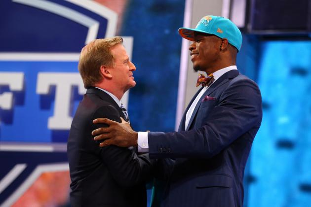 2013 NFL Draft Grades: How Your Team Did on Day 1