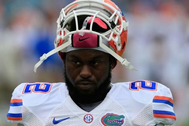Ravens End First Round by Picking Gators S Matt Elam No. 32 Overall