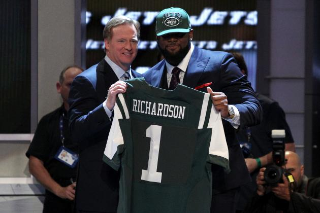 New York Jets Make Big Mistake Taking Sheldon Richardson