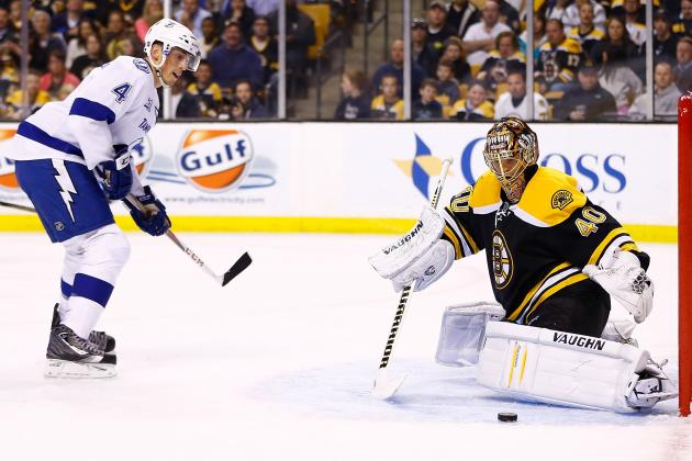 Rask Posts 2nd Straight Shutout in Bruins' Win