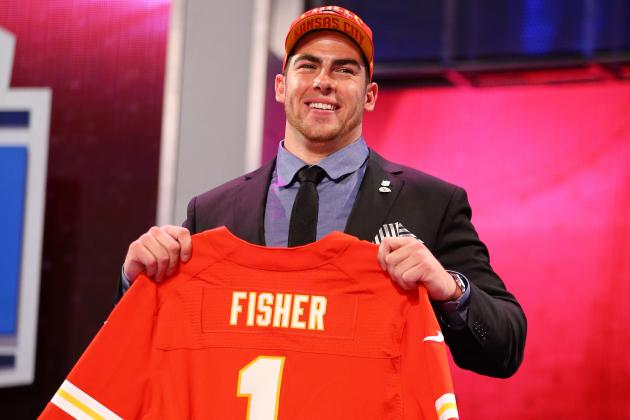 2013 NFL Draft Picks: Full Results from Day 1