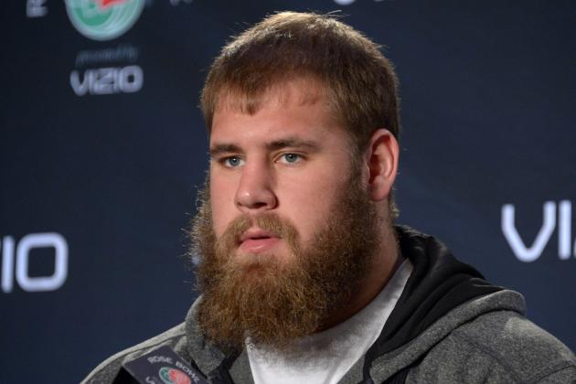 Rapid Reaction: Wisconsin C Travis Frederick