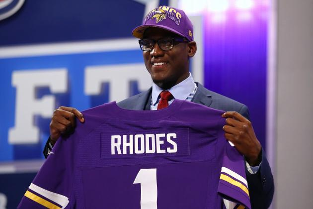 Xavier Rhodes to Vikings: How Does the CB Fit with Minnesota?