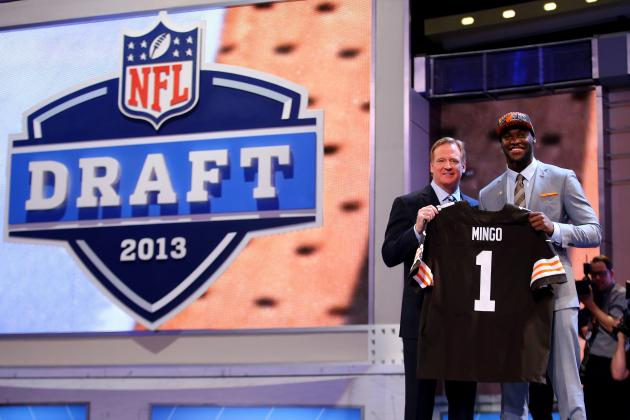 2013 NFL Draft Grades: Best and Worst Team Grades for the First Round
