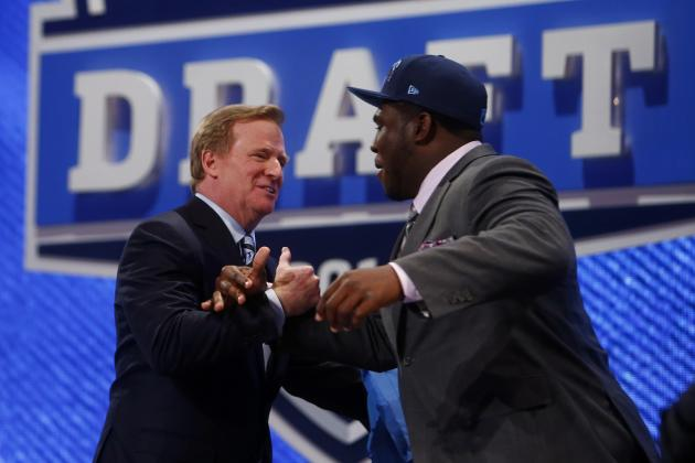 Titans Select Alabama Guard Chance Warmack in First Round of NFL Draft