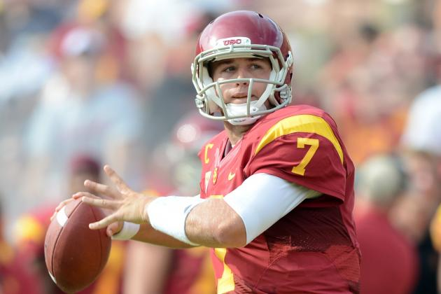 Top Landing Spots for Matt Barkley in Round 2