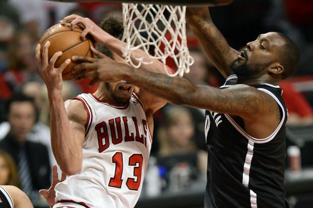 Brooklyn Nets vs. Chicago Bulls: Boozer and Deng Lead Bulls in Game 3 Victory