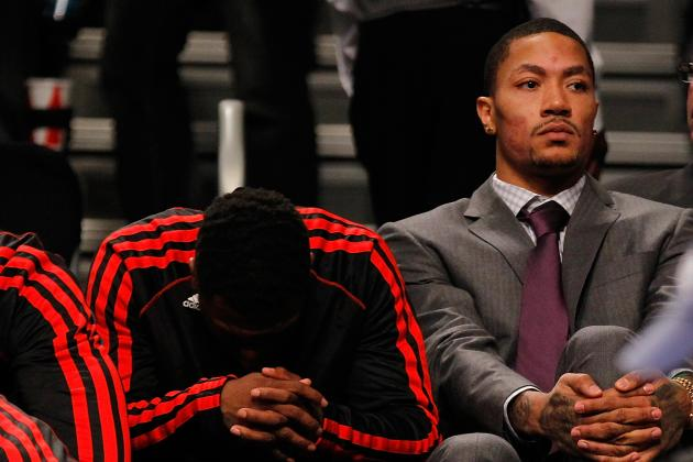 Does Derrick Rose Feel Like an Outsider on Chicago Bulls?