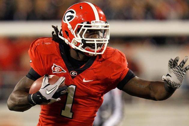 Charges Against Ex-UGA RB Crowell Dismissed