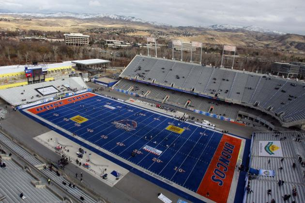 Boise State Football: Broncos' Home Game Attendance Must Improve