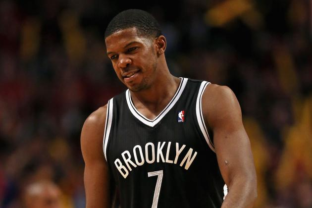 Johnson Plays in Game 3 for the Nets Thanks to Cortisone Shot