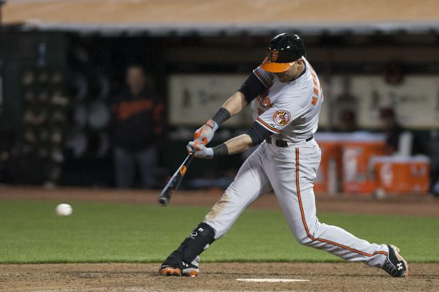 Orioles Show Little Jet Lag in 10-2 Win over the A's in Oakland