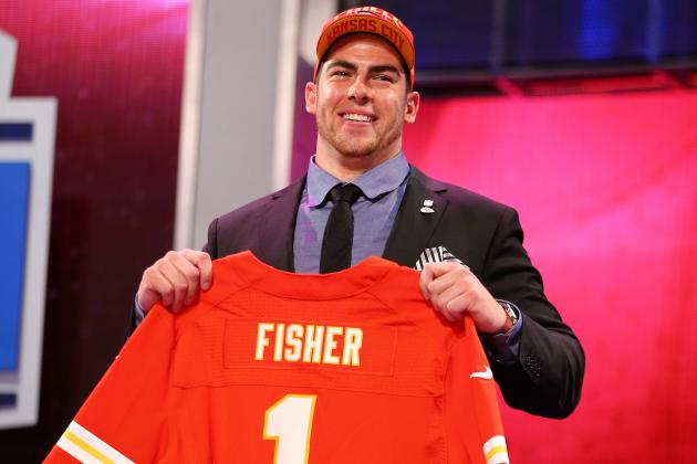 2013 NFL Draft Grades: Letter Grades for Each Team
