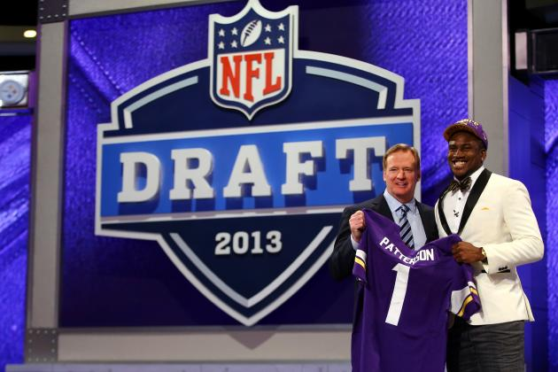 NFL Draft 2013 Results: Full Listings for First-Round Selections