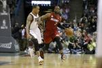Heat Take Down Bucks, Take 3-0 Series Lead