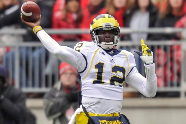 Michigan Football: Does Devin Gardner Have an NFL Future at QB?