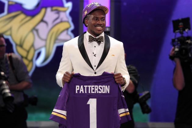 Cordarrelle Patterson to Vikings: How Does the WR Fit with Minnesota?