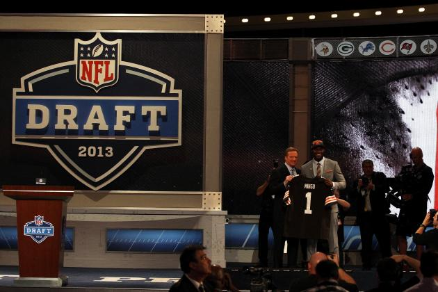 NFL Draft Order 2013: Team-by-Team Listings for Remainder of Draft