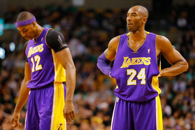 The 2012-13 Season as Told by a Lakers Fan in Severe Denial