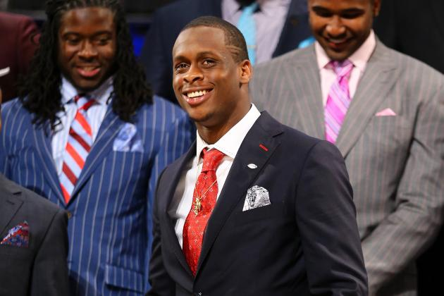 Geno Smith Is the Latest Victim of the NFL Draft Green Room Slide