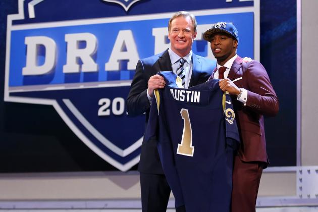 NFL Draft 2013 Round 1: GMs Who Made All the Right Moves