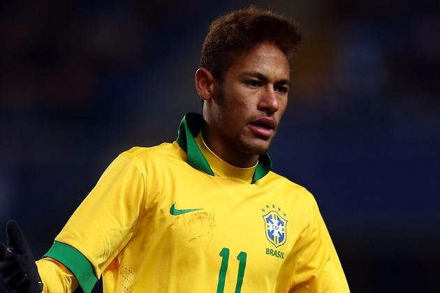 Barcelona Set to Target Neymar in Summer Says Vice-President