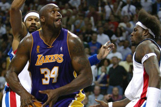 David Stern Says League Has No Interest in Eliminating 'Hack-a-Shaq'