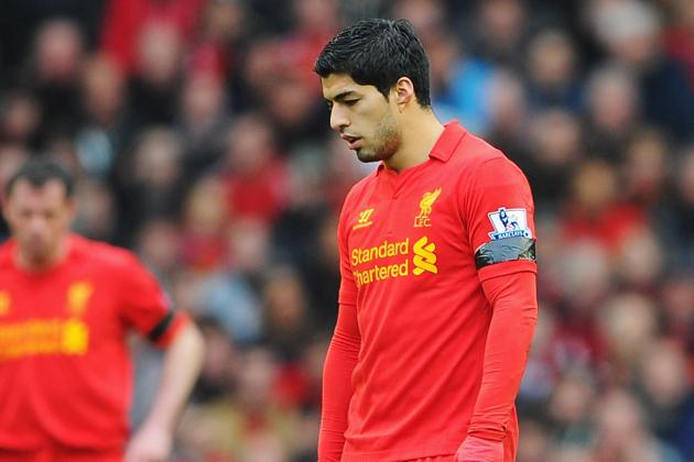 Luis Suárez Will Not Appeal Against 10-Match Ban for Biting
