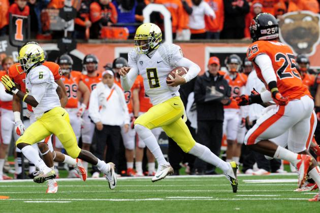 Oregon Spring Game 2013: Date, Start Time, TV Info and More