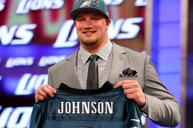 At No. 4, Kelly Gets His Guy In Johnson
